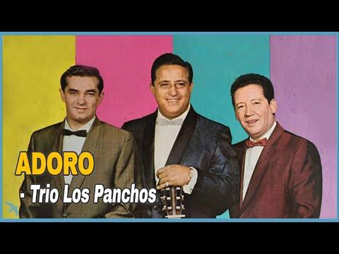 Trio Los Panchos - Adoro (1967)