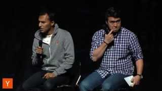 Office Hours with Kevin & Qasar at Startup School SV 2014