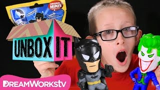 Mystery Mini DC Justice League Blind Bags | UNBOX IT