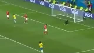 dünya kupası 2018 Brezilya 1 - 1 İsviçre Maç Özeti HD