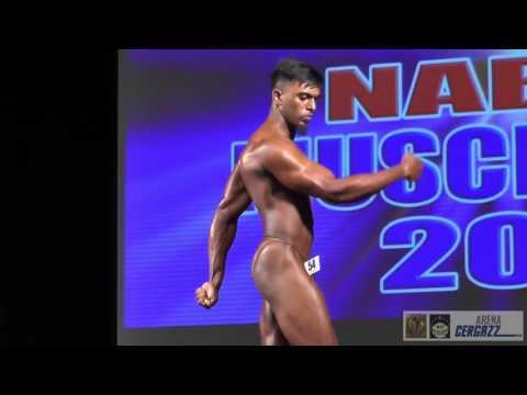 Jerry Johnson - NABBA Muscle War 2016