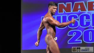 jerry johnson nabba muscle war 2016