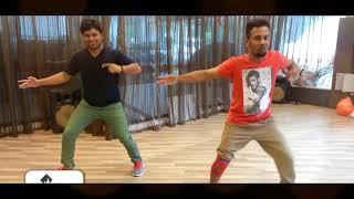 Dharmesh sir dance on ishq wala love