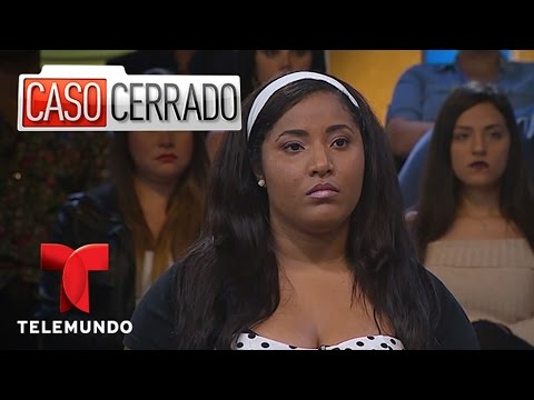 Caso Cerrado | Masturbation Addiction = Unemployed 👋| Telemundo English
