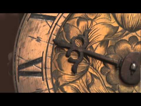W.F.Bruce Antique Clocks The Exhibition (2013)  - Lantern Clock Exhibition