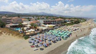 Seafront Beach hotel Apartments 3 СиаФронт Бич отель Апартменс Ретимно Греция обзор отеля