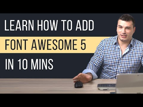 How To Use Font Awesome Icons In WordPress | Font Awesome Icons Plugin Tutorial