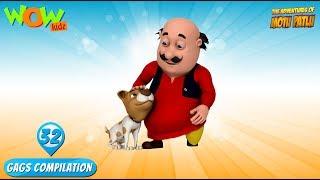 Motu Patlu - Funny Gags #32 - 1 hour episodes!