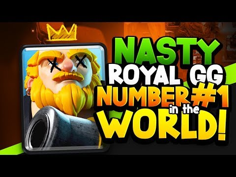 ROYAL GIANT #1 in WORLD!? Get Your HAND SOAP Ready!