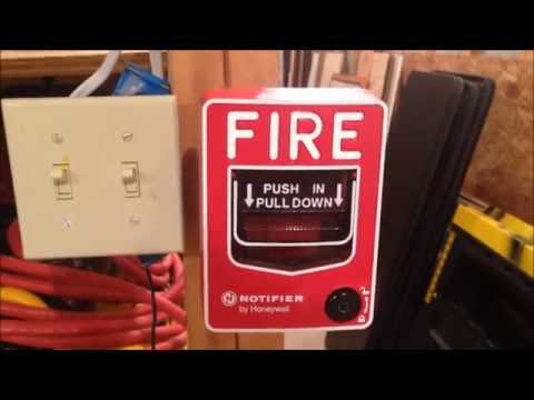 A Review Of The Honeywell Notifier Manual Pull Station YouTube