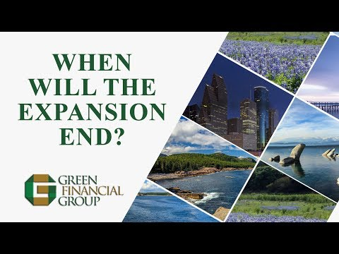 Green Financial Group: How Long Can This Economic Expansion Continue?