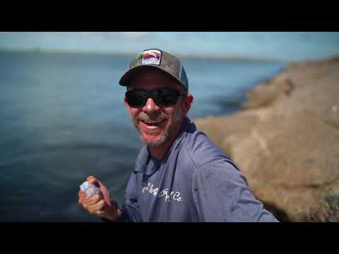 GEAR TEST: 8wt Fly Rods & Redfish For Jimmy