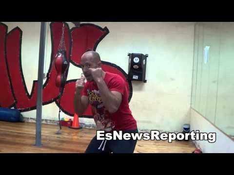 brandon krause head movement drills EsNews Boxing
