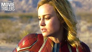 "Baixar CAPTAIN MARVEL ""Ready"" Grammys TV Trailer (Marvel 2019) - Superheroine Movie"