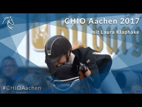 Laura Klaphake über Aachen