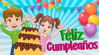 Feliz Cumpleaños | Feliz Cumpleaños Canción  |  Canción Cumpleaños feliz