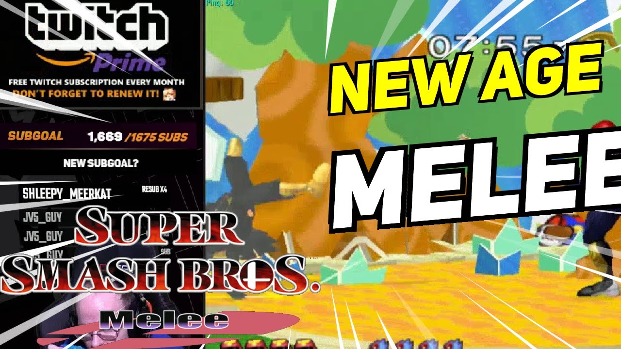 Daily Melee Highlights: A NEW AGE OF MELEE