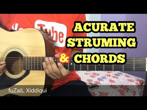 Besabriyaan Guitar Chords Lesson with strumming  ...