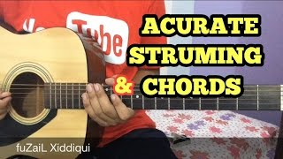 Besabriyaan Guitar Chords Lesson with strumming | Cover | M.S Dhoni-The Untold Story | Armaan Malik