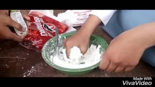 Proses Pembuatan Kerajinan Clay