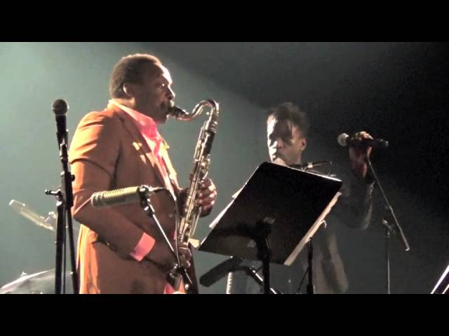 David Murray Infinity Quartet with Saul Williams | Children of the Night @ cully Jazz Festival 2014