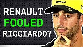 Was Ricciardo Fooled into Leaving Red Bull? - Scrap Friday Practise - Stroll Just as Fast as Perez
