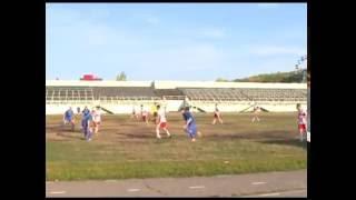 видео В Запорожской области прошли игры высшей лиги чемпионата по мини-футболу