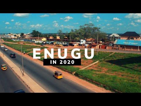 Download ENUGU, NIGERIA IN 2020| Beautiful Places and New Buildings In Enugu
