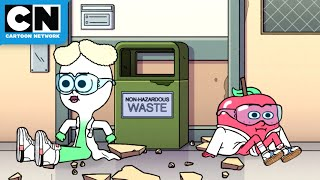Operation Save The Roosters | Apple & Onion | Cartoon Network