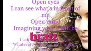 Open Eyes - Bratz