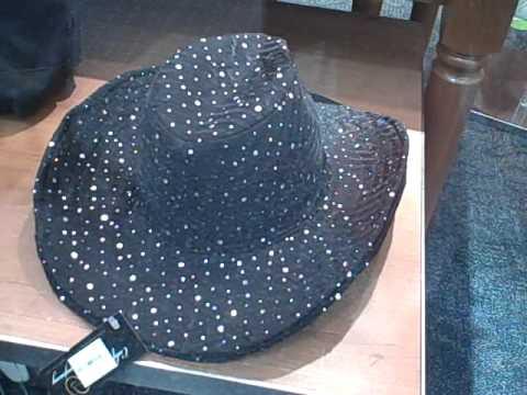 Rhinestone Cowboy Hat! - YouTube d2144ec77bd