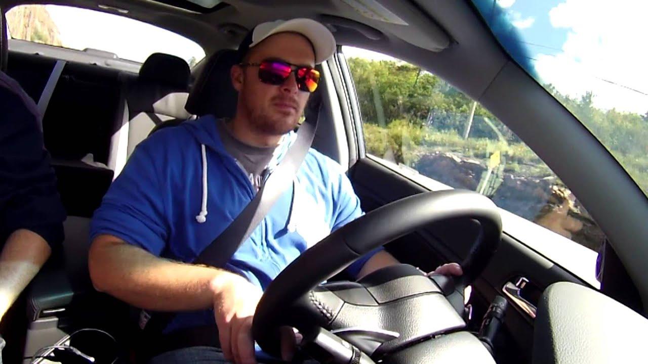 2015 Kia Optima SX Turbo Video Test Drive
