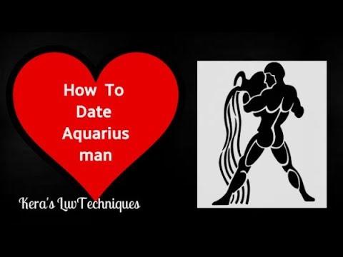 How To Date An Aquarius Man