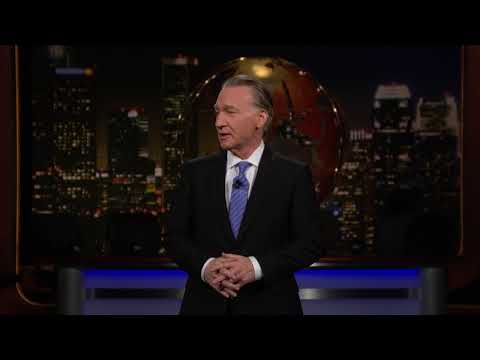 Monologue: Restoring Honor and Dignity  Real Time with Bill Maher HBO