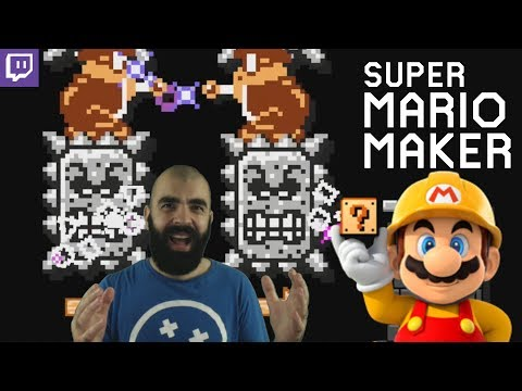 The Ultimate PACO Breaker | Mario Maker Super Expert | Twitch Subscriber Levels [III]