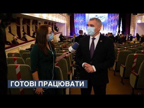 TPK MAPT: Новоспечені депутати розпочали свою роботу