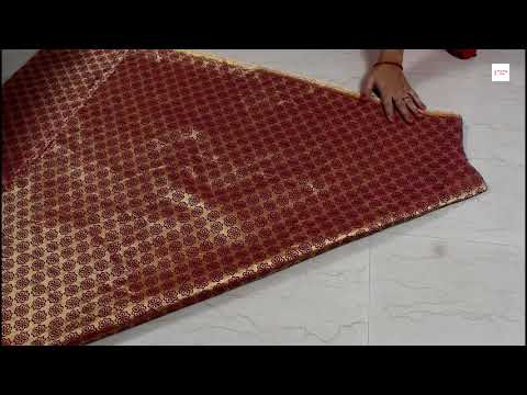 Long Gown Cutting, Umbrella Suit/ Long Gown Cutting Step By Step In Easy Way