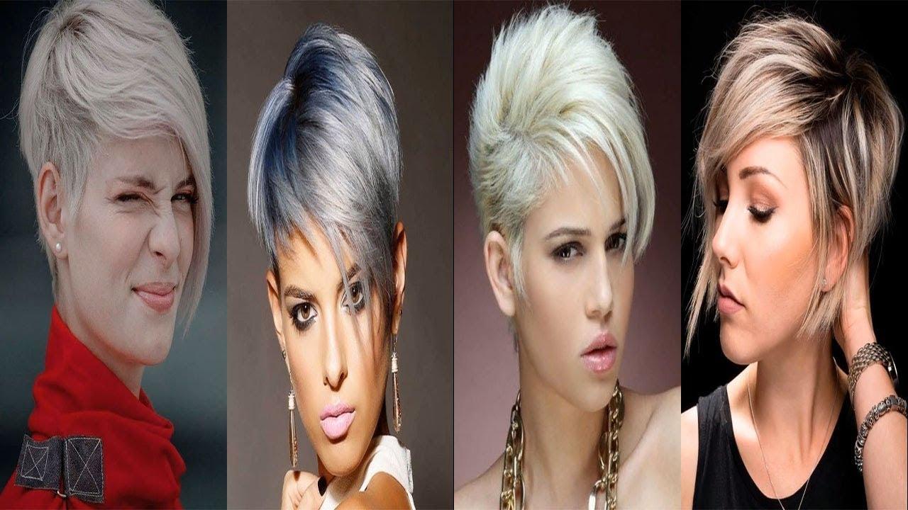 Cortes De Pelo Cortos Para Mujer De Cara Redonda Novocom Top