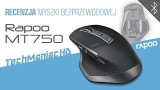 Rapoo MT750 - laserowa mysz dla profesjonalistów