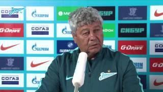 Суперкубок России: брифинг Луческу, Маурисио и Михаила Кержакова