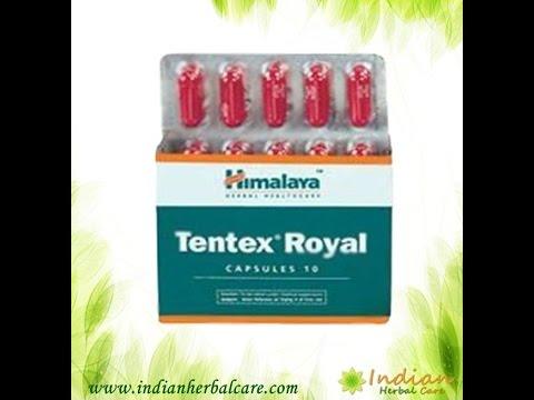Himalaya Tentex Royal - 10 Capsules