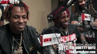 @FamousDex & @RichTheKid Share How They Linked Up & Rich Forever Tour Pt 2