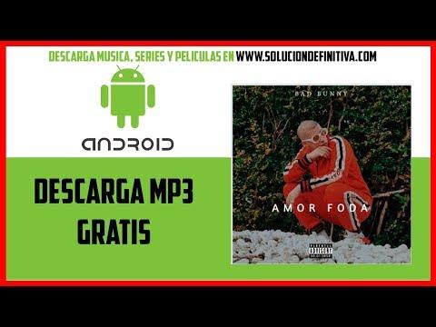 Bad Bunny - Amor Foda (Descargar Cancion MP3) Gratis