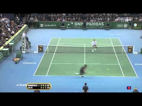 Gaël Monfils -  Amazing Player (HD)