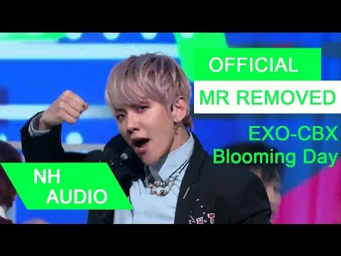 [MR Removed] EXO-CBX (첸백시) - 花요일 (Blooming Day)