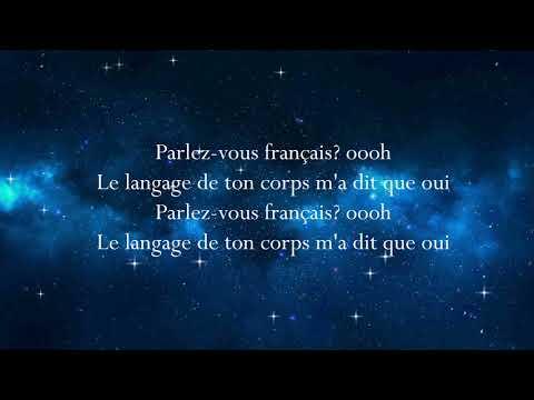 BERA - Parlez-Vous Français [Lyrics/Paroles]