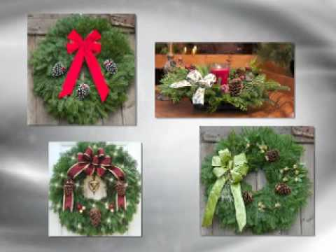 christmas wreath fundraising mickman brothers holiday fundraiser