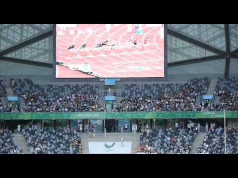 Le Journal des Bleus - Universiade Shenzhen 2011 - Episode 9