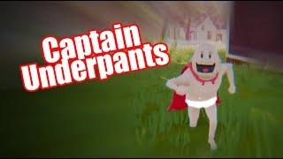 CAPTAIN UNDERPANTS - Hello Neighbor Mod