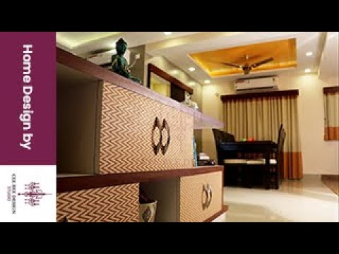 3 BHK Apartment Interior Design - Cee Bee Design Studio - interior designer kolkata